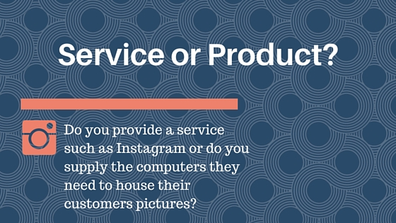 Service or Product
