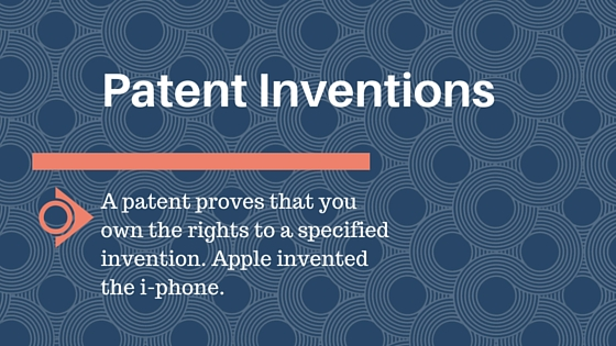 Patent Inventions