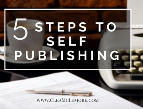 5 Steps to Publishing Your First Book