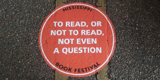 Mississippi Annual Book Festival
