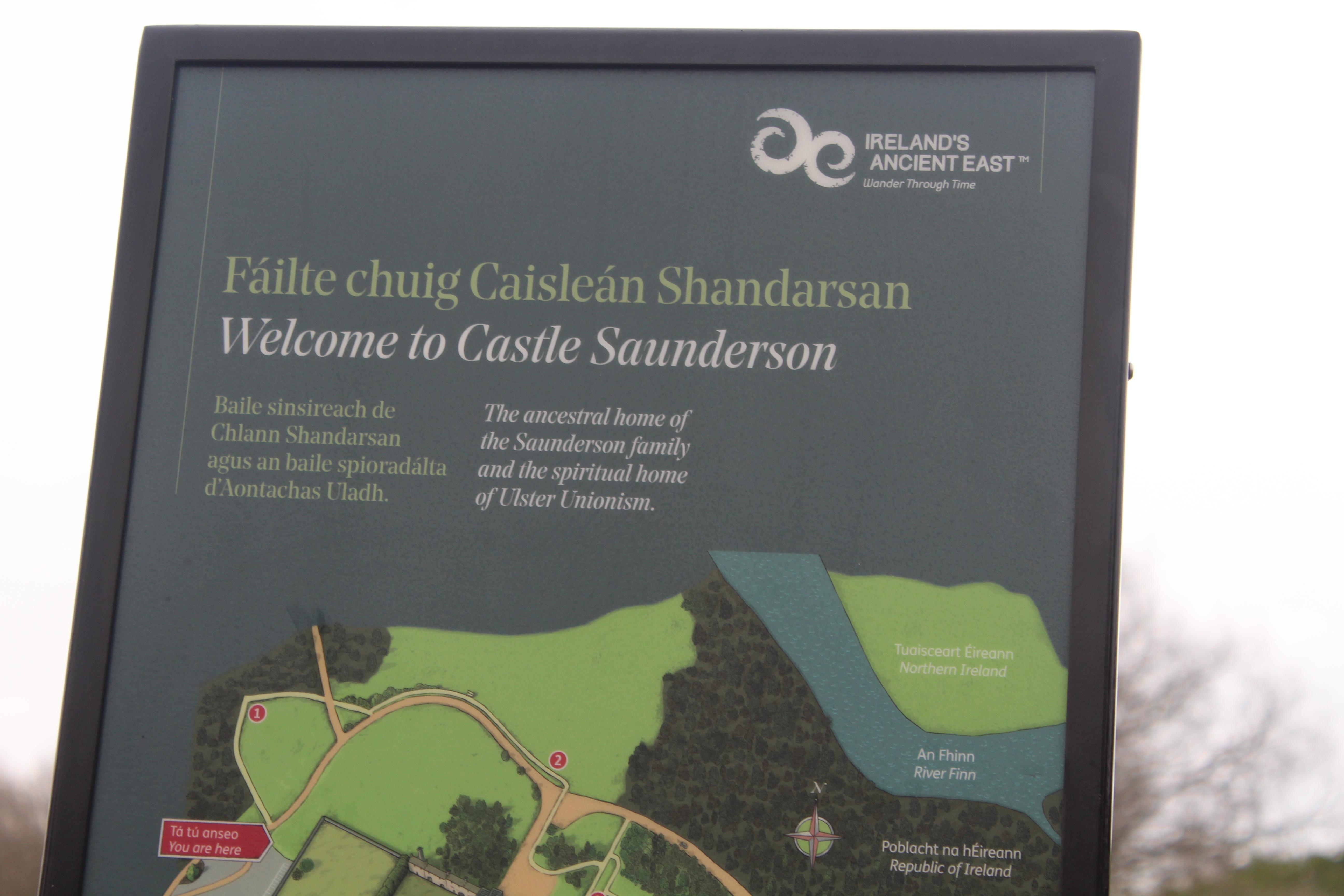 Castle Saunderson Ireland - Belturbet, County Cavan