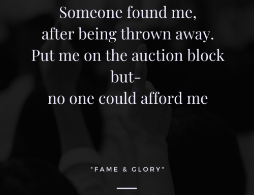 Auction – Fame & Glory